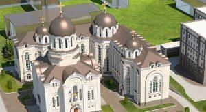 Le premier centre médico-social orthodoxe en Russie sera construit à Saint-Pétersbourg