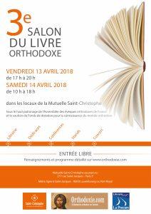 Mgr Marc (Métropole roumaine) présidera l'inauguration du 3e Salon du livre orthodoxe