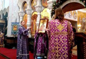 Canonisation du nouveau martyr Alexandre Adrianov à Ekaterinbourg