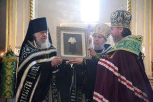 Canonisation de la bienheureuse Catherine du Couvent de Poukhtitsa (Estonie)