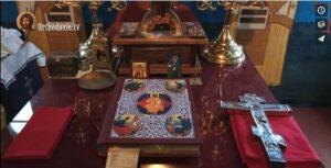 Mgr Jean de Charioupolis présente l'édition du nouvel Évangéliaire liturgique en français