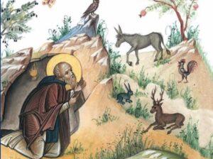 Parution : «Gouttes de l'amour de Dieu – Les saints et la nature» (éditions Apostolia)