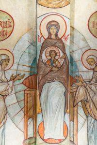 Moisenay Mère de Dieu