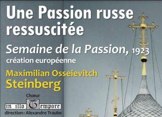 Concert passion russe en Suisse