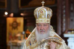 Message de félicitations du patriarche Cyrille au président Poutine à l'occasion de sa réélection au poste de président de la Fédération de Russie