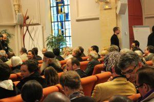 Les conférences du 3e Salon du livre orthodoxe (13 et 14 avril à Paris)
