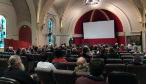 Les conférences du premier jour du 3e Salon du livre orthodoxe