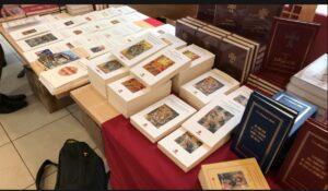 Un compte rendu du 3e Salon du livre orthodoxe