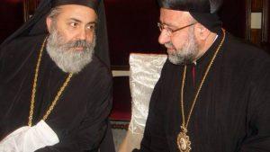Communiqué conjoint des patriarcats d'Antioche grec-orthodoxe et syriaque à l'occasion du cinquième anniversaire de l'enlèvement des deux hiérarques d'Alep