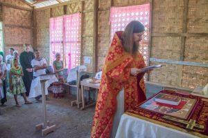 Philippines : pour célébrer Pâques, une église a été construite en trois semaines !