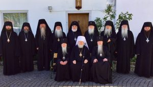 Le Synode le l'Église russe hors-frontière apporte son soutien au métropolite Onuphre