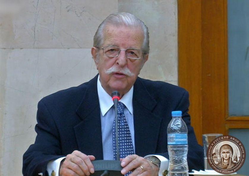 Décès du professeur Antoine-Émile Tachiaos