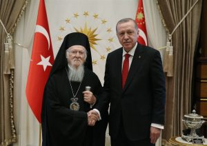 «Erdogan soumet la réouverture d'un séminaire à celle d'une mosquée à Athènes»