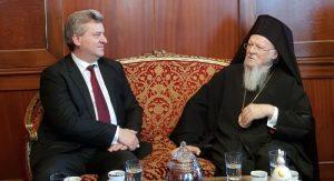 Le patriarche Bartholomée : Constantinople est l'Église-mère de tous les peuples des Balkans