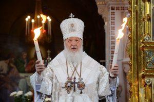 Message de Pâques 2019 du patriarche Cyrille de Moscou et de toute la Russie