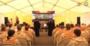Le patriarche Cyrille de Moscou s'est adressé à l'armée russe en Syrie le jour de Pâques orthodoxe