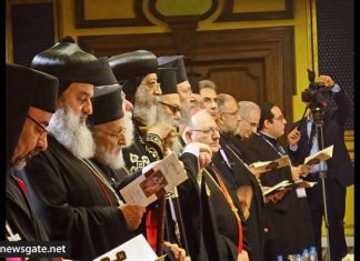 Primats orthodoxes du Moyen-Orient