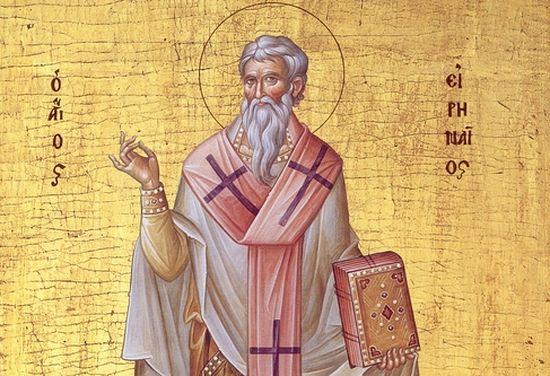 «L'Église et la tradition chez saint Irénée»