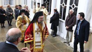 Le métropolite de Sébaste Dimitri (Patriarcat de Constantinople) a été élu métropolite des Îles des Princes