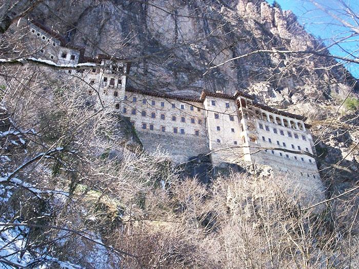 Monastère de Soumela