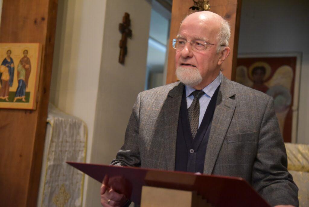 «Je ne crois pas que je serais devenu orthodoxe si je n'avais pas rencontré le père Sophrony», entretien avec Jean-Claude Polet