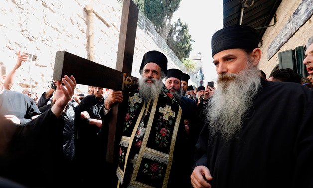 Christians feel threatened by settlers in Jerusalem's Old City