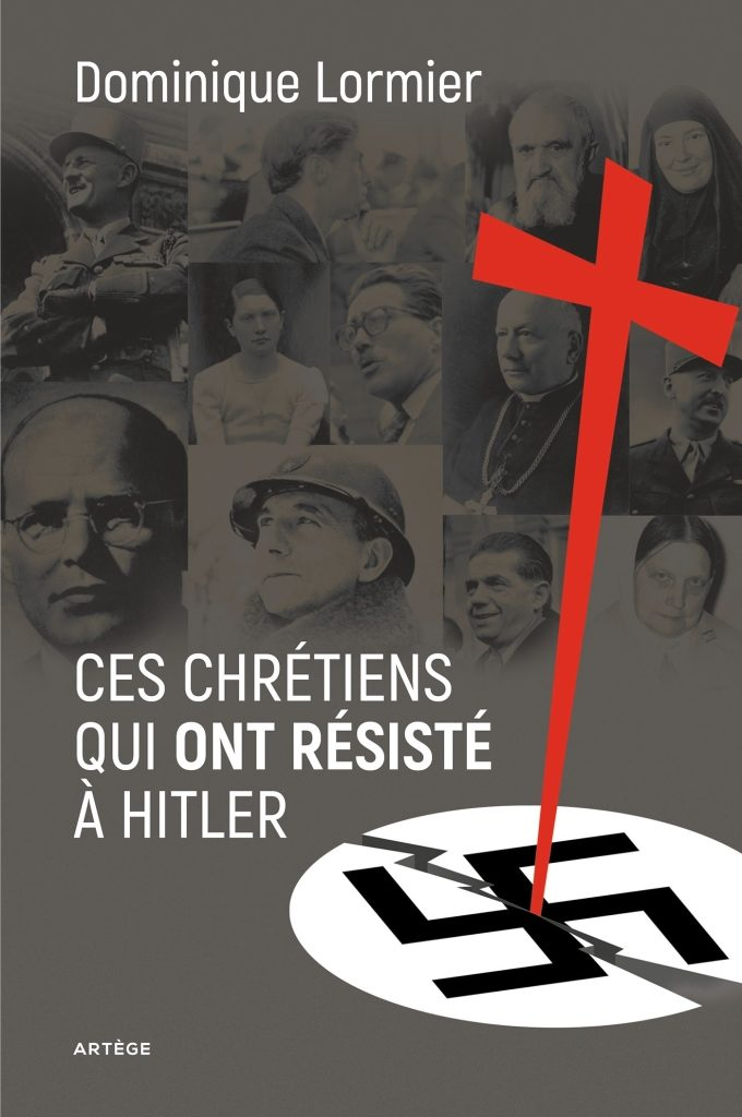 """Book: """"The Christians who resisted Hitler"""""""