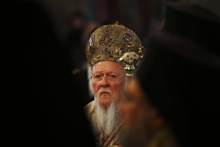 Patriarch Bartholomew's letter to the hierarchs of the Ecumenical Throne on Ukraine