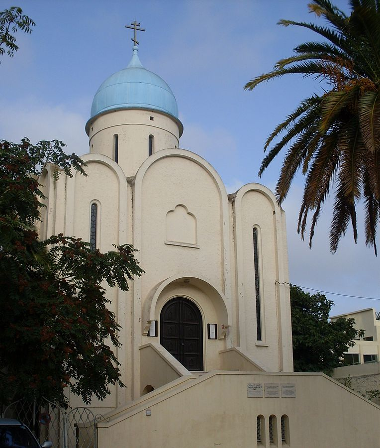 Russian Orthodox churches in Tunisia