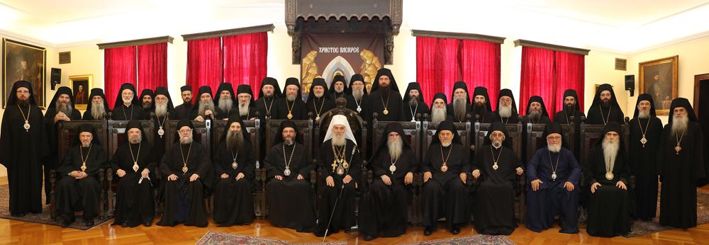 Assemblée des évêques de l'Église orthodoxe serbe