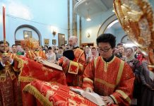 Chinese Orthodox students can now attend Russian seminaries