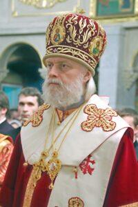 L'archevêque Eugène de Verey élu à la tête de l'Eglise d'Estonie (patriarcat de Moscou)