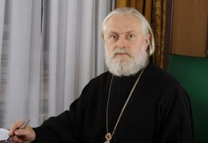 New primate of the Estonian Church of the Moscow Patriarchate