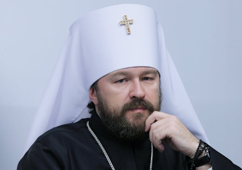 Metropolitan Hilarion's clarifications on the Ukrainian issue