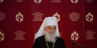 Le patriarche de Serbie Irénée : « Qui aide les schismatiques ukrainiens est l'ennemi de tous les peuples slaves et de tout le monde orthodoxe »
