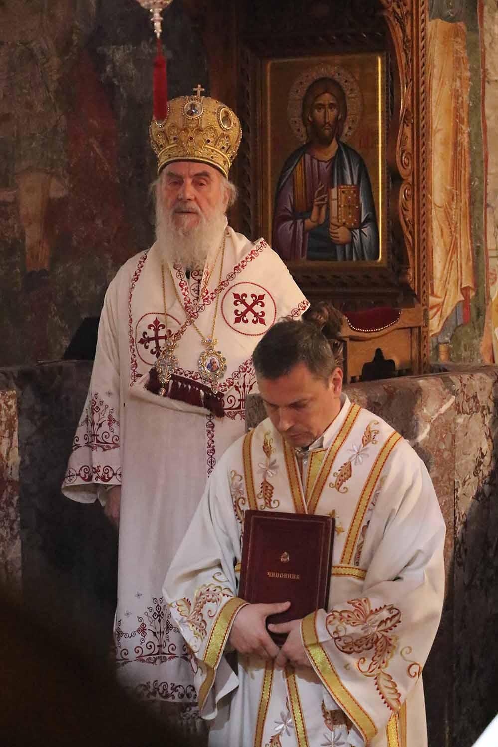 L'Assemblée des évêques de l'Église orthodoxe serbe s'est réunie à Peć (Kosovo) – Déclaration du patriarche Irénée sur le Kosovo et la Métochie
