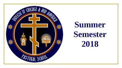 Orthodox Summer classes