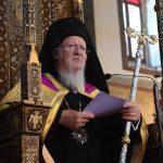 «Notre devoir et notre responsabilité est de ramener les peuples à la vérité et à la canonicité de l'Église» a déclaré le patriarche œcuménique