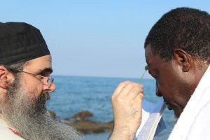 When Mount Athos meets Africa