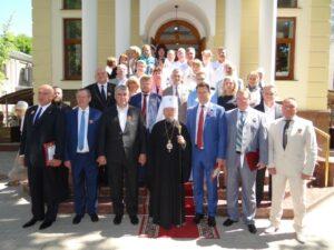 Une conférence scientifique a eu lieu en Crimée à l'occasion de la fête de saint Luc le chirurgien