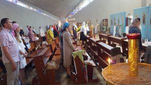 First Serbian Orthodox Liturgy celebrated in Gran Canaria