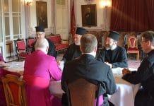 Entretiens non officiels à Halki entre le Patriarcat oecuménique et la Communauté anglicane