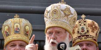 Le «patriarche schismatique» Philarète en appelle à Constantinople pour lever l'anathème de l'Église de Russie contre lui