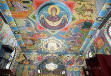 Les fresques de l'église Saint-Côme et Saint-Damien (Alsace) sont terminées