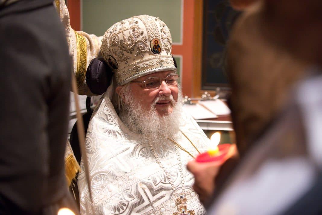 Décès du protopresbytre Valery Loukianov, le plus ancien prêtre de l'Église russe hors-frontières