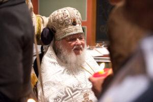 Repose of Protopresbyter Valery Lukyanov, the ROCOR oldest priest