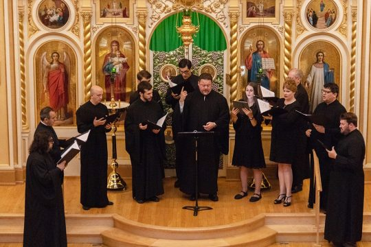 Pan-Orthodox Music Symposium