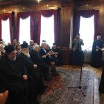 Patriarch Bartholomew: «We wish for the restoration of the unity of the ecclesial body divided in Ukraine».