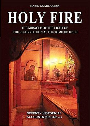 "Haris Skarlakidi: ""Holy Fire"""