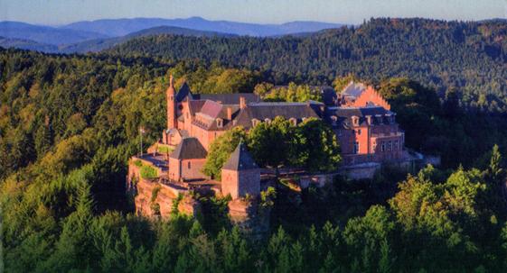 Recension: Patrick Koelher, Sainte-Odile. Le mont et les grâces